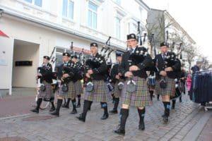 Schottenfest/Highlandgames